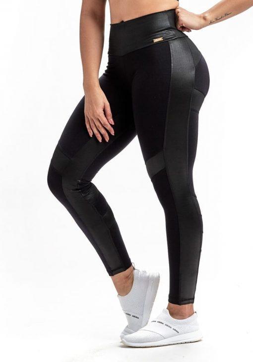 Leggings Blaze 64245 Black- Sexy Workout Leggings