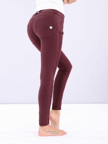 FREDDY WR.UP Evolution Wrup Snug Rope Pocket Pants WRUP2RF911- Burgundy