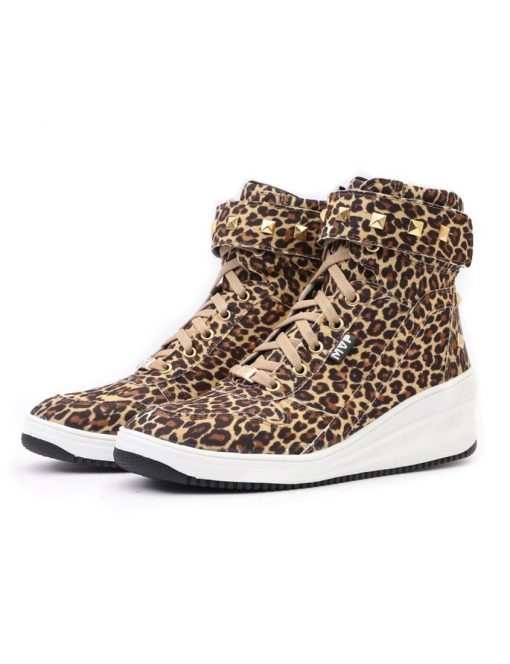 MVP Fitness New Loft 70113 Animal Print Sneakers