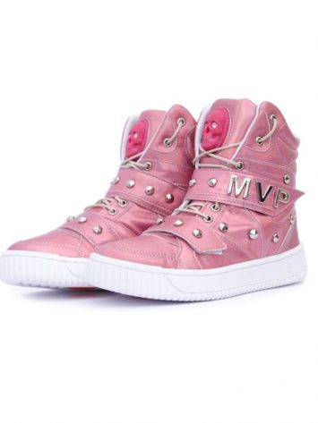 MVP Fitness Hard Skull 70107 Carmine Rose Sneakers