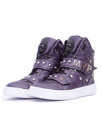 MVP Fitness Hard Skull 70107 Violet Sneakers