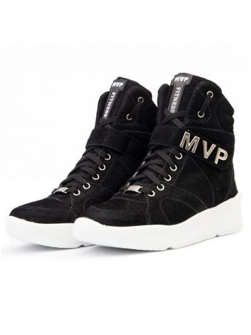 MVP Fitness Elegance Fit Sneakers – Black