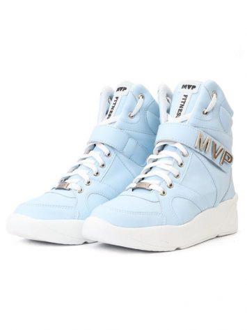 MVP Fitness Elegance Fit Sneakers – Blue Baby