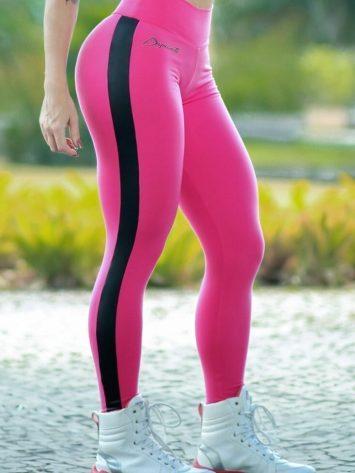 DYNAMITE BRAZIL Leggings Muse – Pink-Black L2012