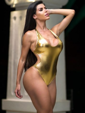 DYNAMITE Brazil Bikini – Body Bayar – B02002- Gold