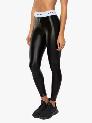 Aden Infinity Legging – Black/White