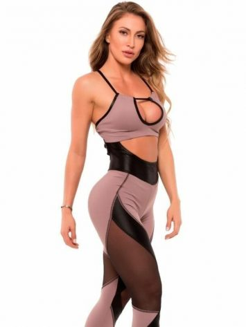 BFB Activewear Jumpsuit Macacao Fabulous Amore/Cirre – 111116