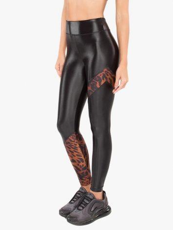 Trek High Rise Cheetara Legging – Brown Cheetara