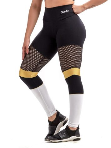 Oxyfit Leggings Luster – 64255 – Gold