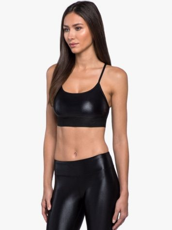 Koral Sweeper Versatility Sports Bra – Black