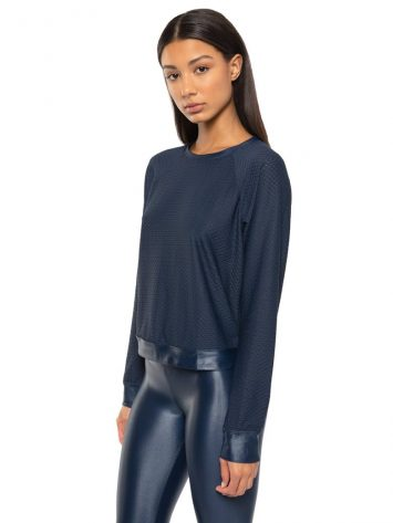 Koral Sofia Pullover – Midnight Blue