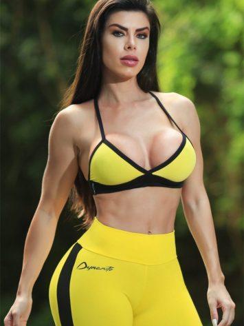 DYNAMITE BRAZIL Sports Bra Top – Compactor