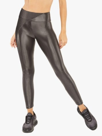 Koral Chase high rise DJ Legging – Lead