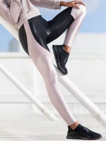 Koral Venus Infinity High Rise Legging – Alvorada/Black