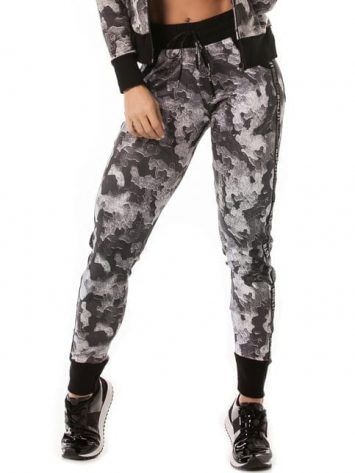 Let's Gym Activewear Jogger Up Pants – Printed