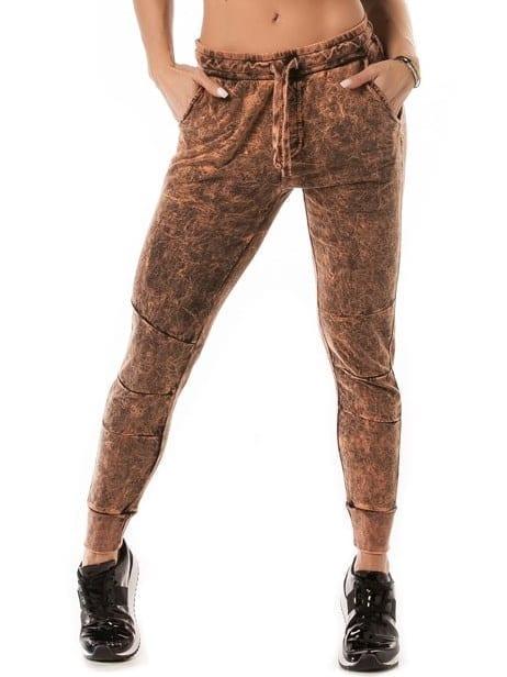Let's Gym Stoned Jogger Sky Pants – Bronze