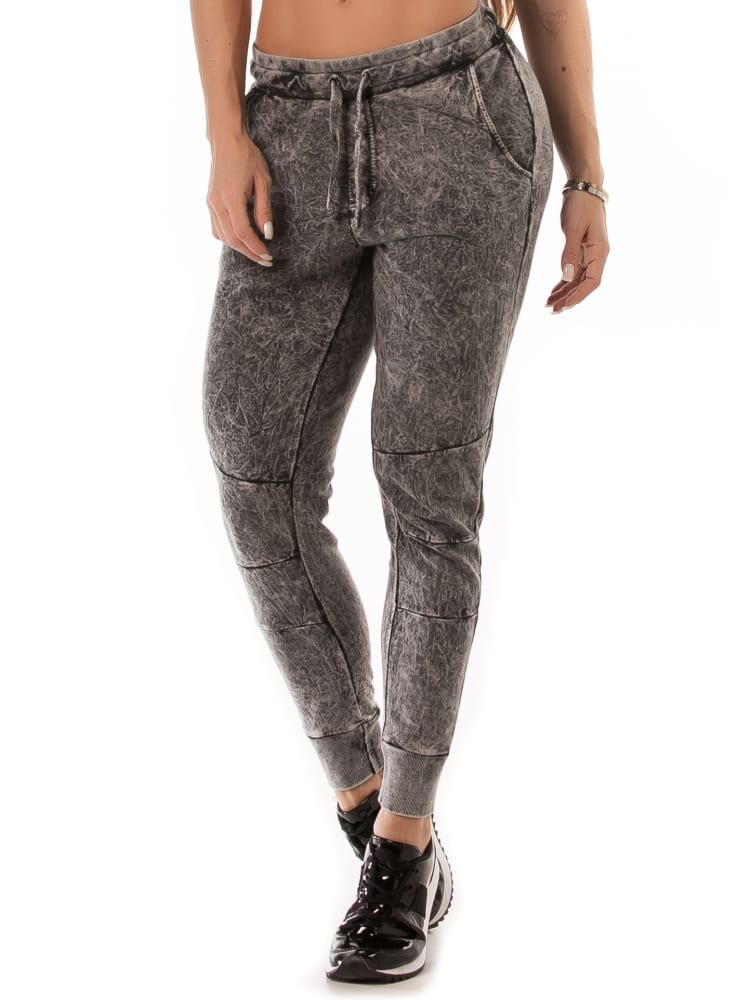 Let's Gym Stoned Jogger Sky Pants – Lead
