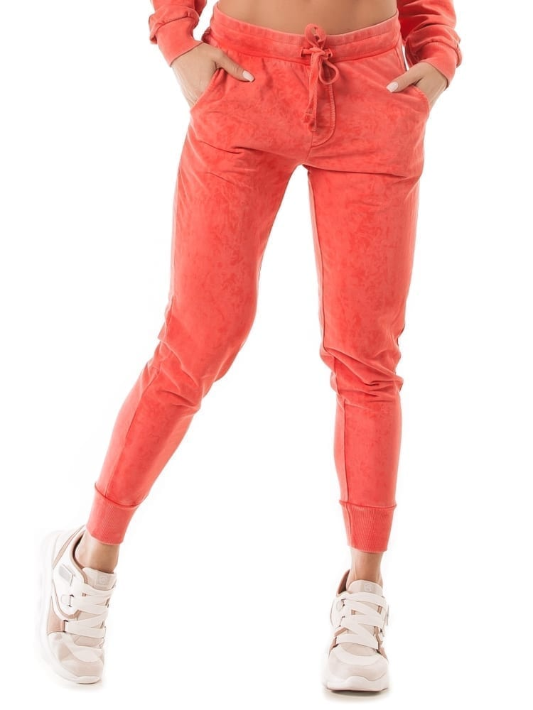 Let's Gym Estonado Jogger Pants – Coral