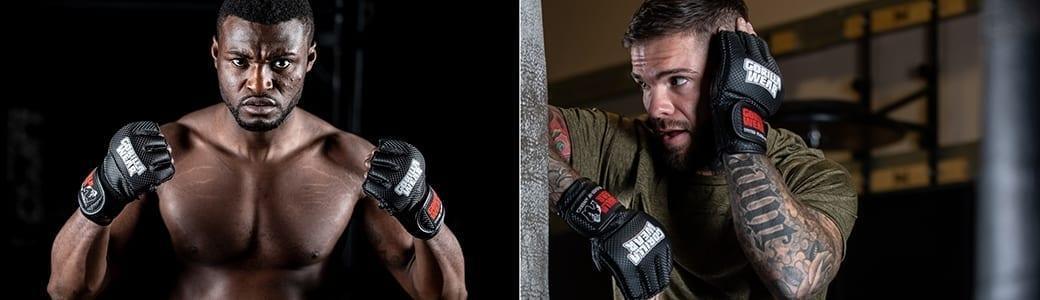 Gorilla Wear - MMA Gloves - BEST FIT BY BRAZIL