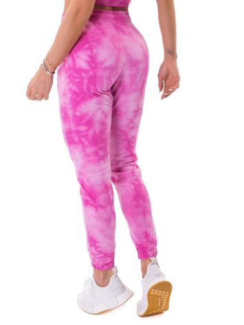 Let's Gym Fitness Jogger Tie Dye Fresh - Rosa