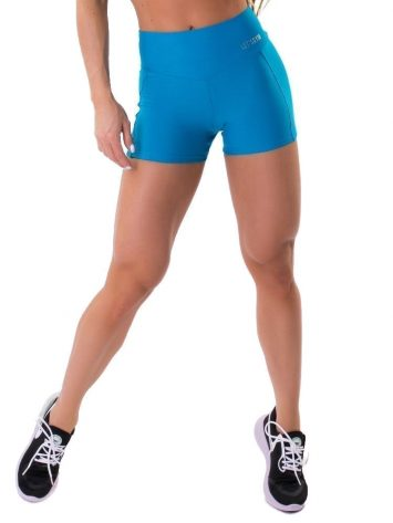 Let's Gym Fitness Energetic Shorts – Blue