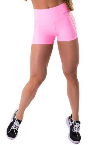 Let's Gym Fitness Energetic Shorts – Neo Pink