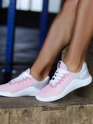 MVP Fitness Cross Training Shoes- Pink