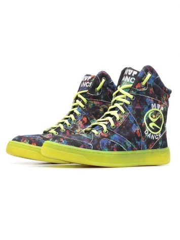 MVP Fitness Dance Fit Sneakers – Neon Lime