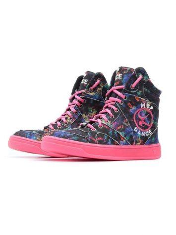 MVP Fitness Dance Fit Sneakers – Neon Pink