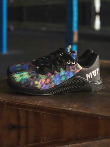 MVP Fitness Cross Training Shoes – Abstract