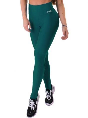 Let's Gym Fitness Energetic Push Up Leggings – Jade