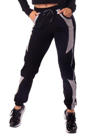Let's Gym Fitness Calca Jogger Fashion Sport Sweat Pants – Black