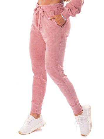Let's Gym Fitness Jogger Estonado Leggings – Pink