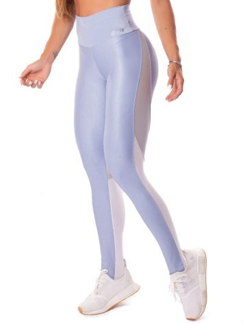 Let's Gym Fitness Dreamy Fit Leggings – Blue