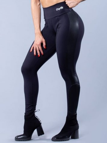 Oxyfit Leggings Montaria Free – Black