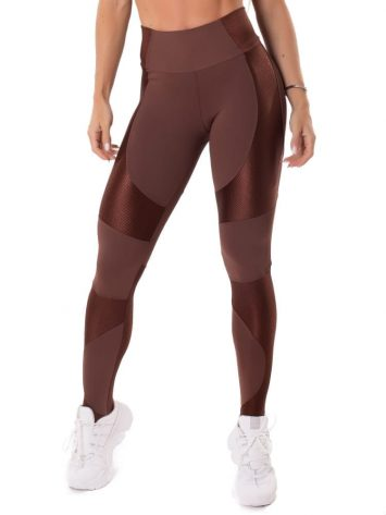 Let's Gym Fitness Gorgeous Leggings – Coffee