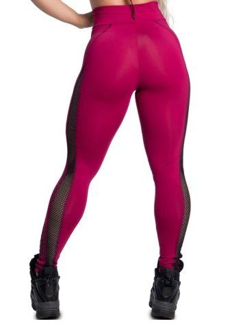 Trincks Fitness Activewear Leggings Street - Marsala