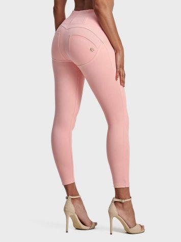 Freddy WR.UP® Fashion-High Rise – 7/8 Length – Pastel Pink
