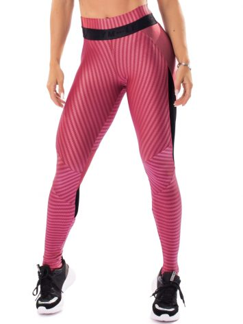 Let's Gym Fitness Winner Leggings – Purple